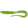 Силикон Keitech Mad Wag Mini 2.5 #424 Lime chartreuse