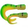 Силиконовый хвост Savage Gear LB 3D Hard Eel Tails 17cm #04 Firetiger