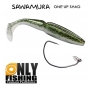 Силикон Sawamura One Up Shad 3""