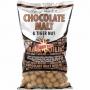 Бойлы Dynamite Baits Chocolate Malt & Tigernut S/L 15mm 1kg