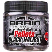 Brain Pellets Pre drilled