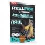 Прикормка Real Fish Silver Series Лещ Шоколад 1кг