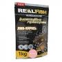 Прикормка Real Fish Silver Series Линь-Карась Творог 1кг