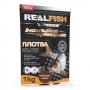 Прикормка Real Fish Silver Series Плотва Кориандр-Арахис 1кг