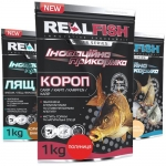 Real Fish Silver Series