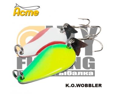 Блесна Acme K.O.Wobbler