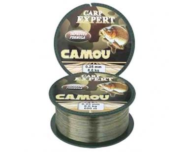 Леска Carp Expert Camou 600