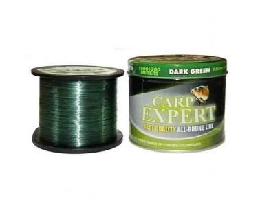 Леска Carp Expert Dark Green 1200