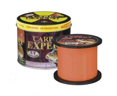 Леска Carp Expert Fluo Orang 1000