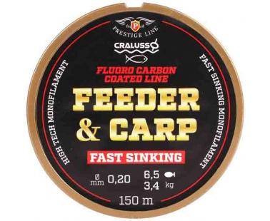 Леска Cralusso Feeder Carp