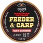 Леска Cralusso Feeder Carp F.C. 0.20mm 300m
