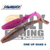 "Sawamura One Up Shad 4"""