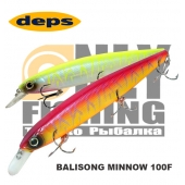 Deps Balisong Minnow 100F