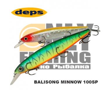Воблер Deps Balisong Minnow 100SP