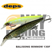 Deps Balisong Minnow 130F
