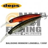 Deps Balisong Minnow Longbill 130SF