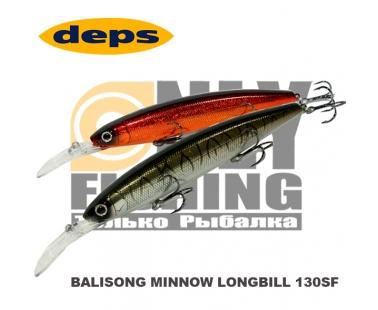 Воблер Deps Balisong Minnow Longbill 130SF