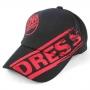 Кепка Dress LD-OP-0509 Black-red