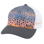 Кепка Simms 5-panel Trucker DeYoung Trout Charcoal