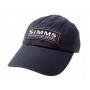 Кепка Simms Double Haul Cap Black
