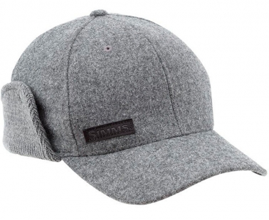 Кепка Simms Wool Scotch Flexfit Flap Cap