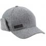 Кепка Simms Wool Scotch Flexfit Flap Cap Charcoal