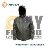 RIVLA S3 Windproof Dark Green