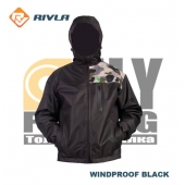 RIVLA S3 Windproof Black