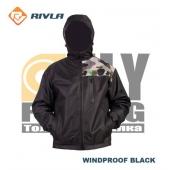 RIVLA S3 Windproof Black