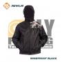 RIVLA S3 Windproof Black S