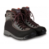 Simms Rivershed Boot Studded Aquastealth Dark Brown 26