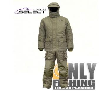 Костюм зимний для рыбалки Select Ice PRO -20