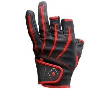 Перчатки Nomura Spinning Gloves 3 fingers cut