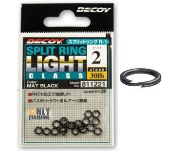 Заводные кольца Decoy Split Ring Light