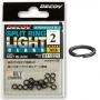 Заводные кольца Decoy Split Ring Light #0 15 Lb/7 Кг