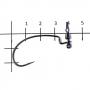 Крючки Decoy Worm 117 HD Hook offset № 2/0