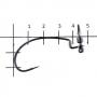 Крючки Decoy Worm 117 HD Hook offset № 3/0