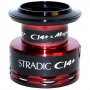 Шпуля Shimano Stradic CI4+ 1000 FA