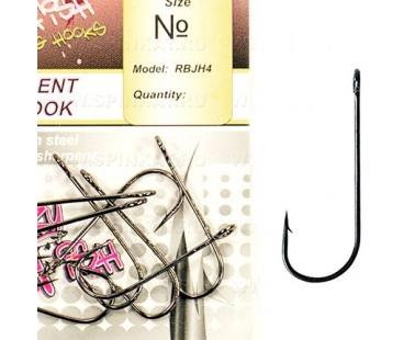 Крючки Crazy Fish Round Bent Joint Hook