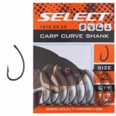 Select Carp Curve Shank