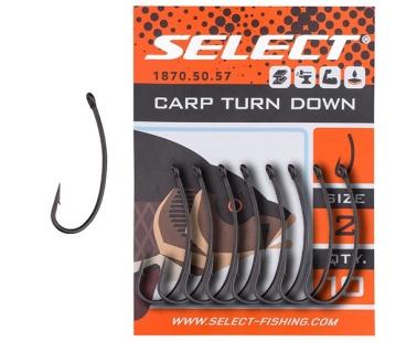 Крючки Select Carp Turn Down