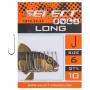 Крючки Select Long Hook #6 10шт
