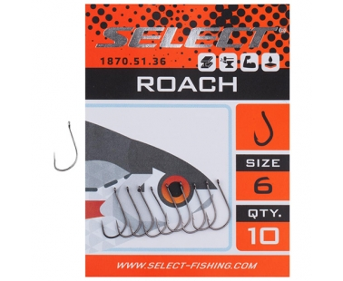 Крючки Select Roach