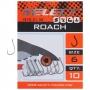 Крючки Select Roach #6 10шт