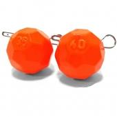 Груз FishBall DS разборной Оранжевый 14г - 5шт
