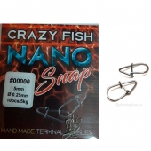 Crazy Fish Nano Snap