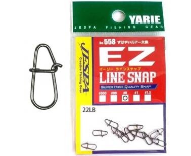 Застежка Yarie EZ Line Snap