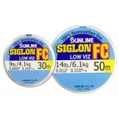 Флюр Sunline Siglon FC 30м 0.140мм 1.4кг