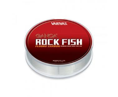Флюорокарбон Varivas Ganoa Rock Fish Fluoro