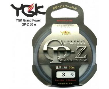 Поводковый флюорокарбон YGK Grand Power GP-Z